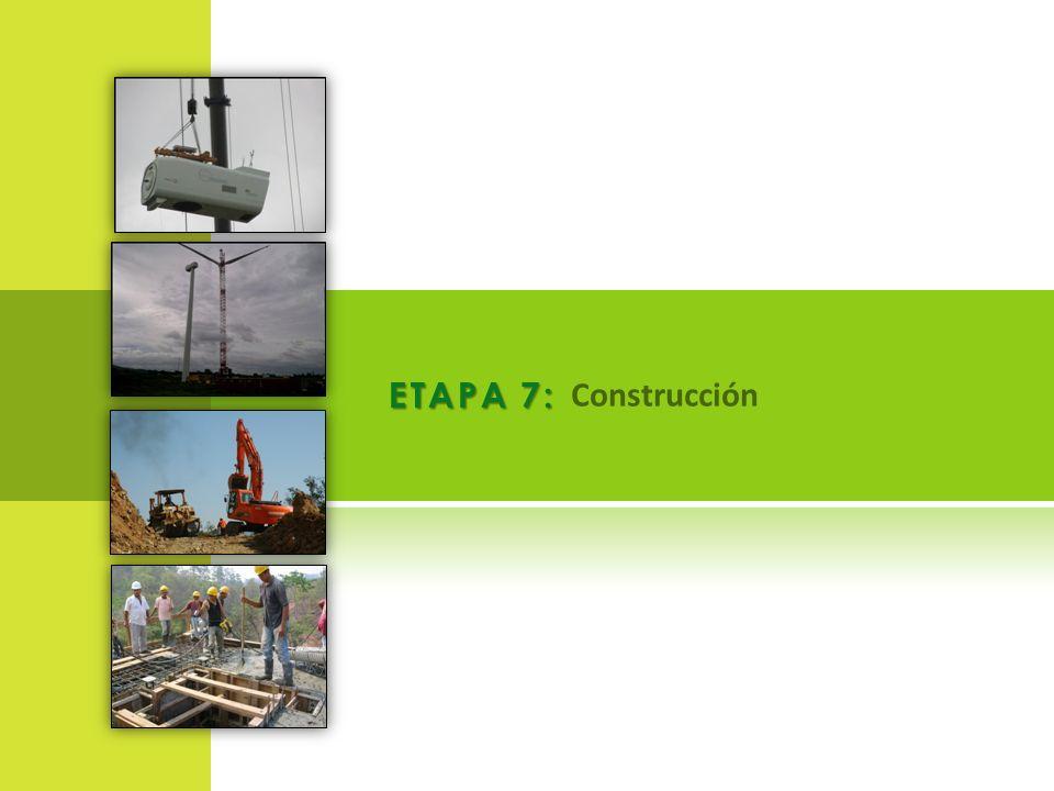 ETAPA 7: Construcción