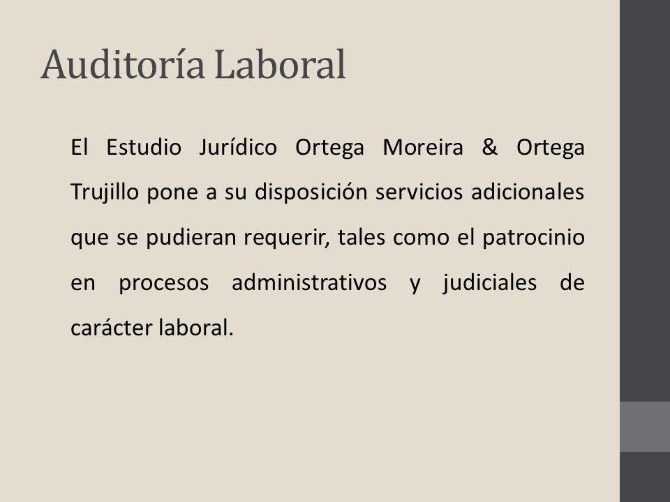 Auditoría Laboral
