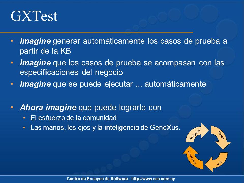 Centro de Ensayos de Software - http://www.ces.com.uy
