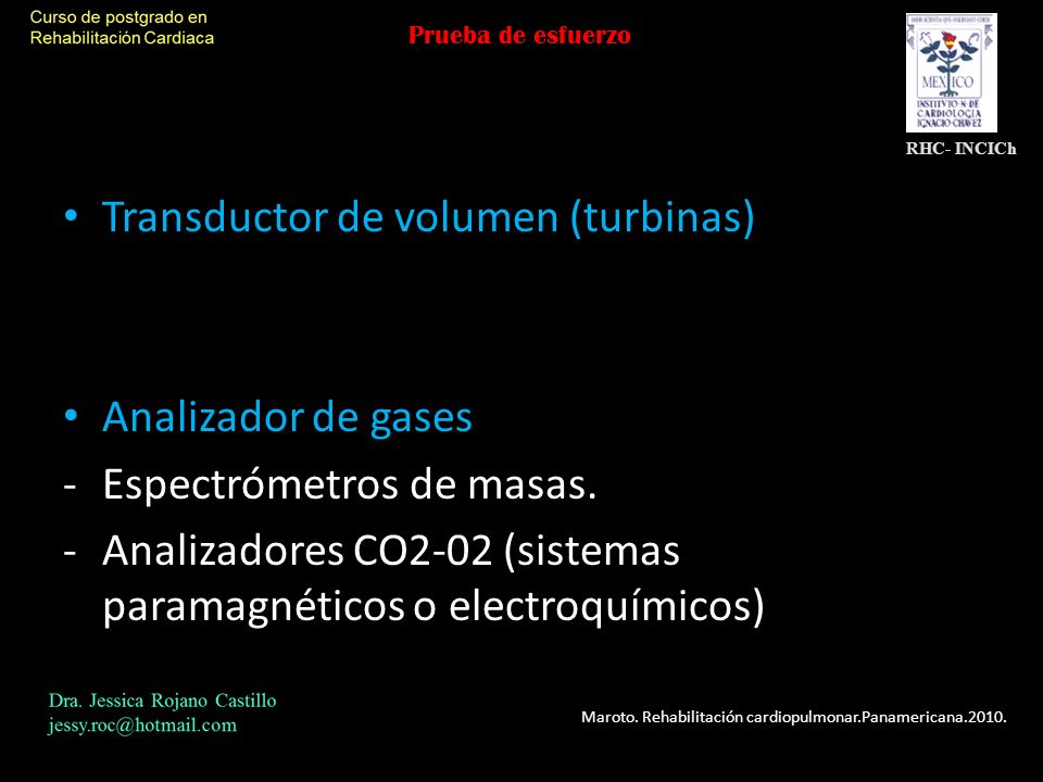Transductor de volumen (turbinas)