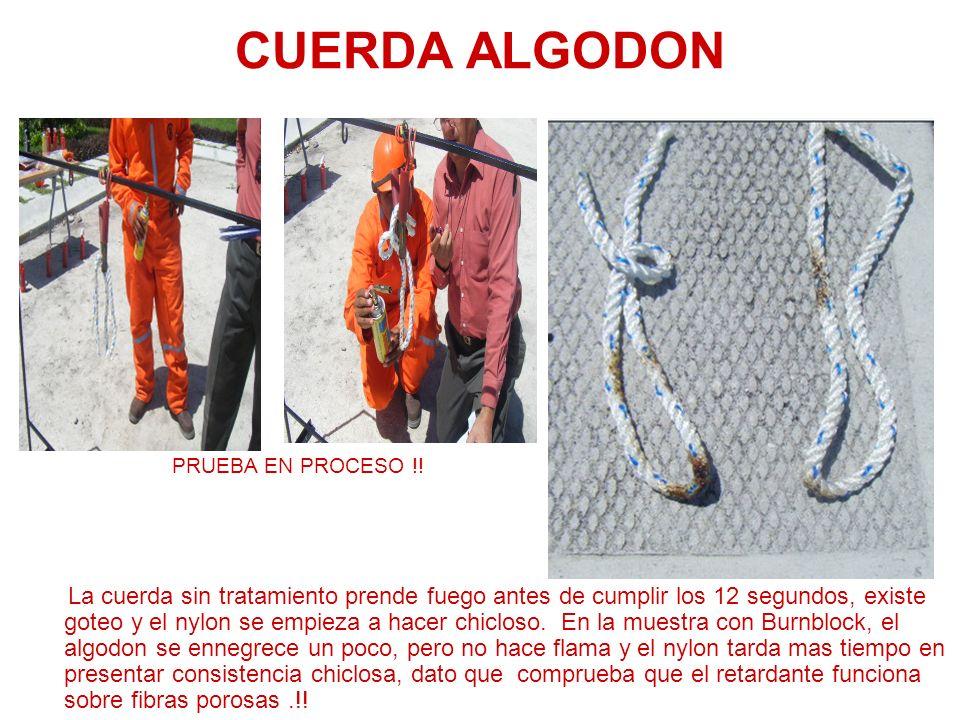 CUERDA ALGODON PRUEBA EN PROCESO !!