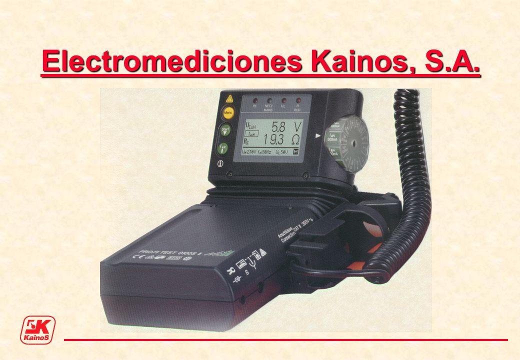 Electromediciones Kainos, S.A.