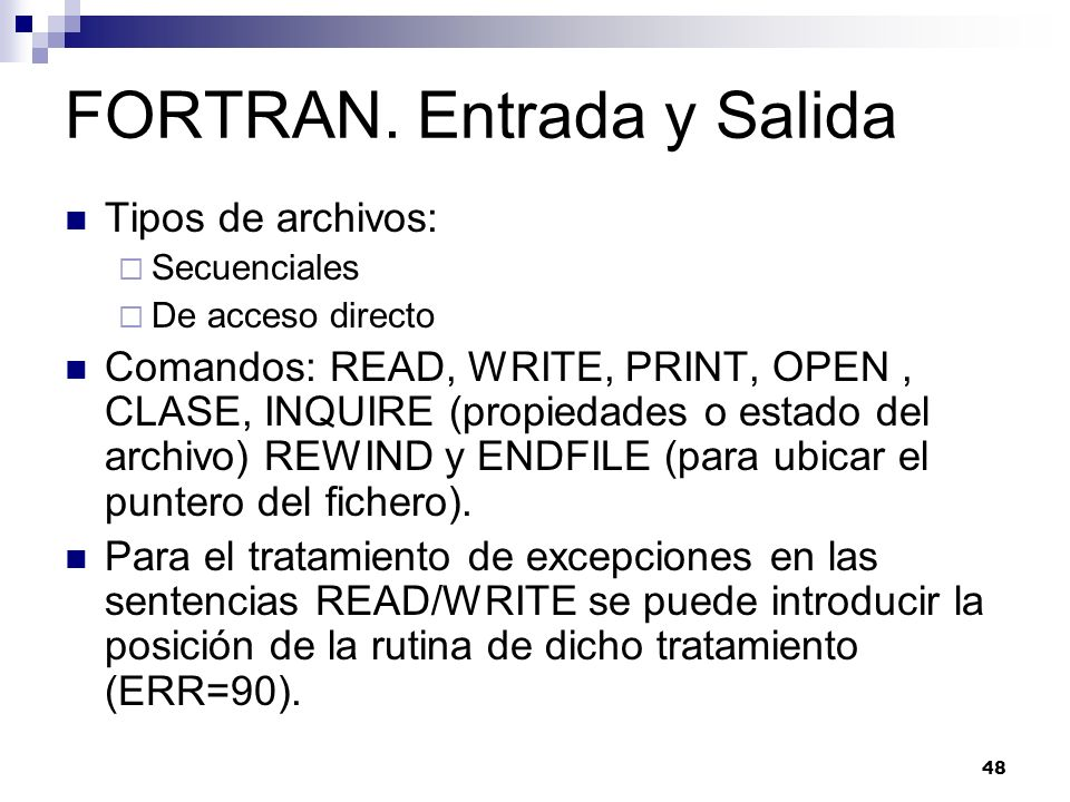 fortran open file write append