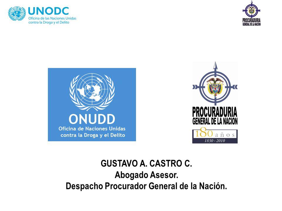 Despacho Procurador General de la Nación.