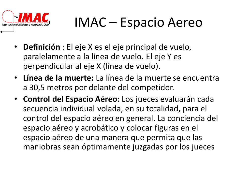 IMAC – Espacio Aereo