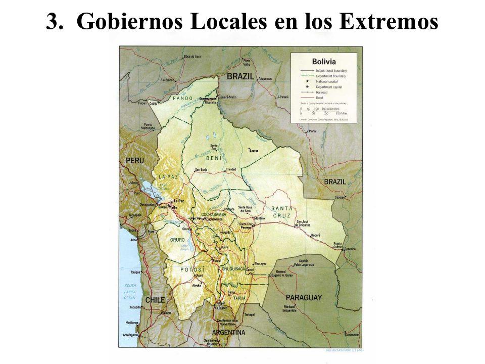 3. Gobiernos Locales en los Extremos
