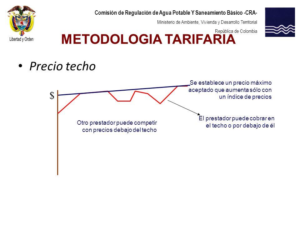 METODOLOGIA TARIFARIA