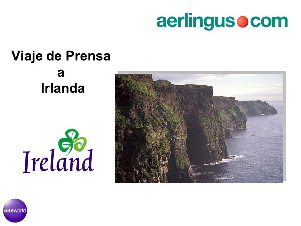 Viaje de Prensa a Irlanda