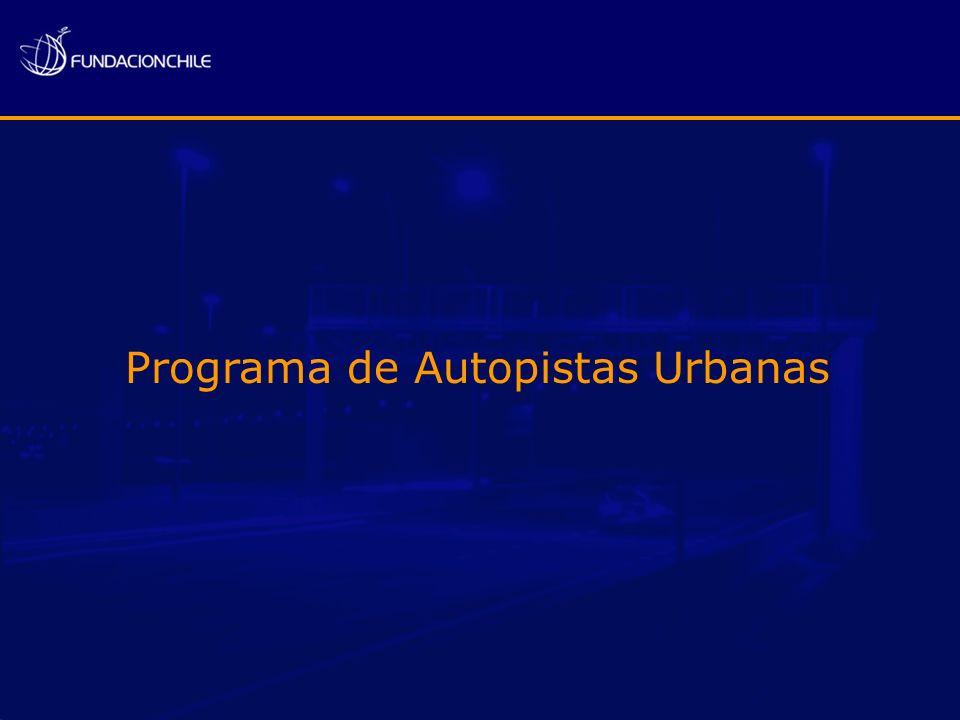 Programa de Autopistas Urbanas