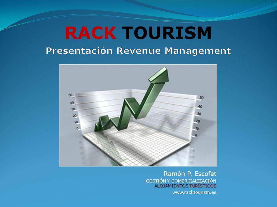 Presentación Revenue Management