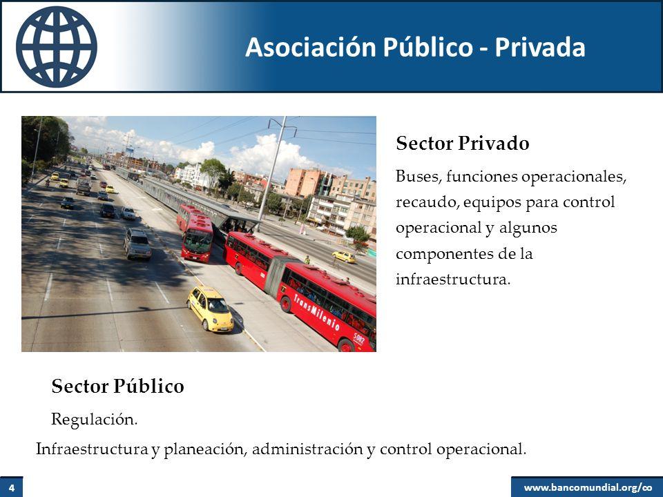 Asociación Público - Privada