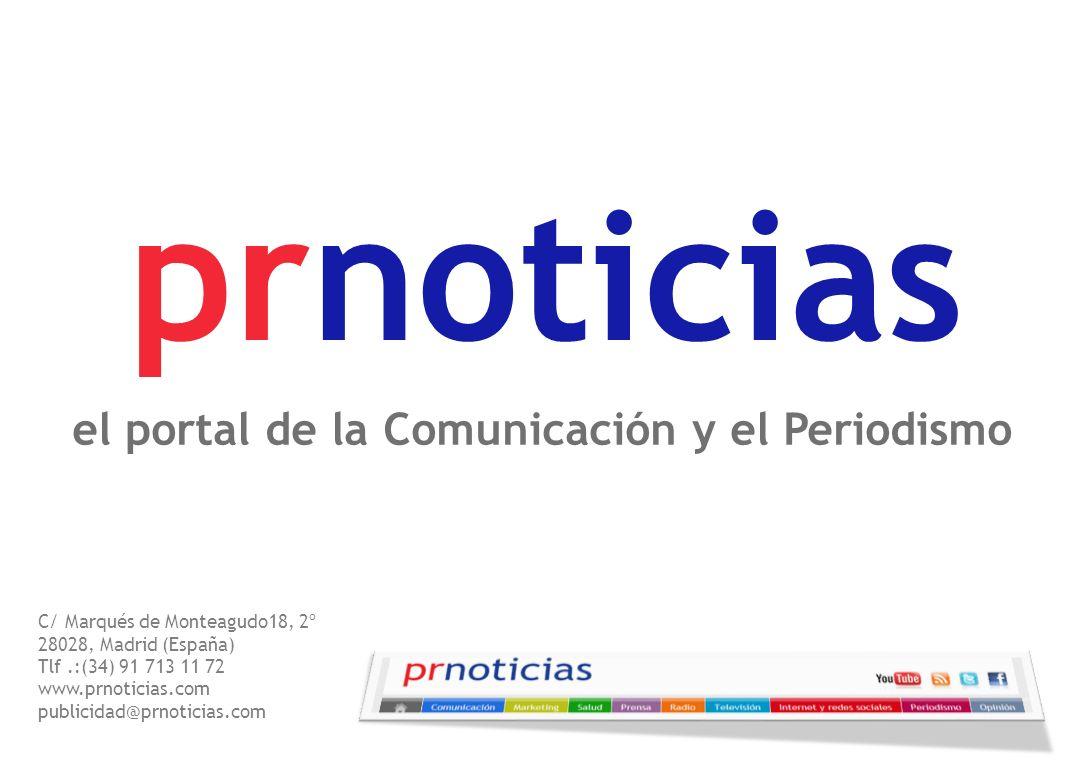 el portal de la Comunicación y el Periodismo