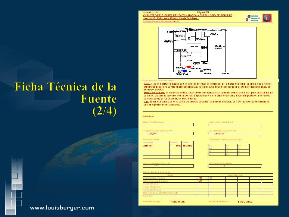 Ficha Técnica de la Fuente (2/4)