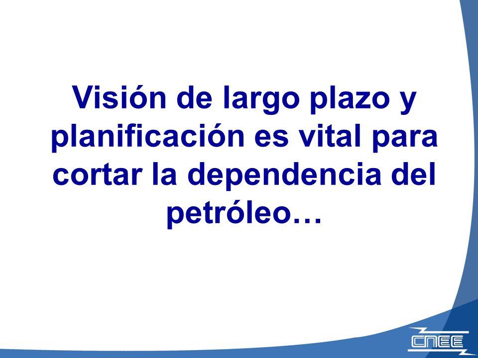 Hay que pasar de los planes a la realidad, de manera que los guatemaltecos gocemos de tarifas más estables y competitivas…