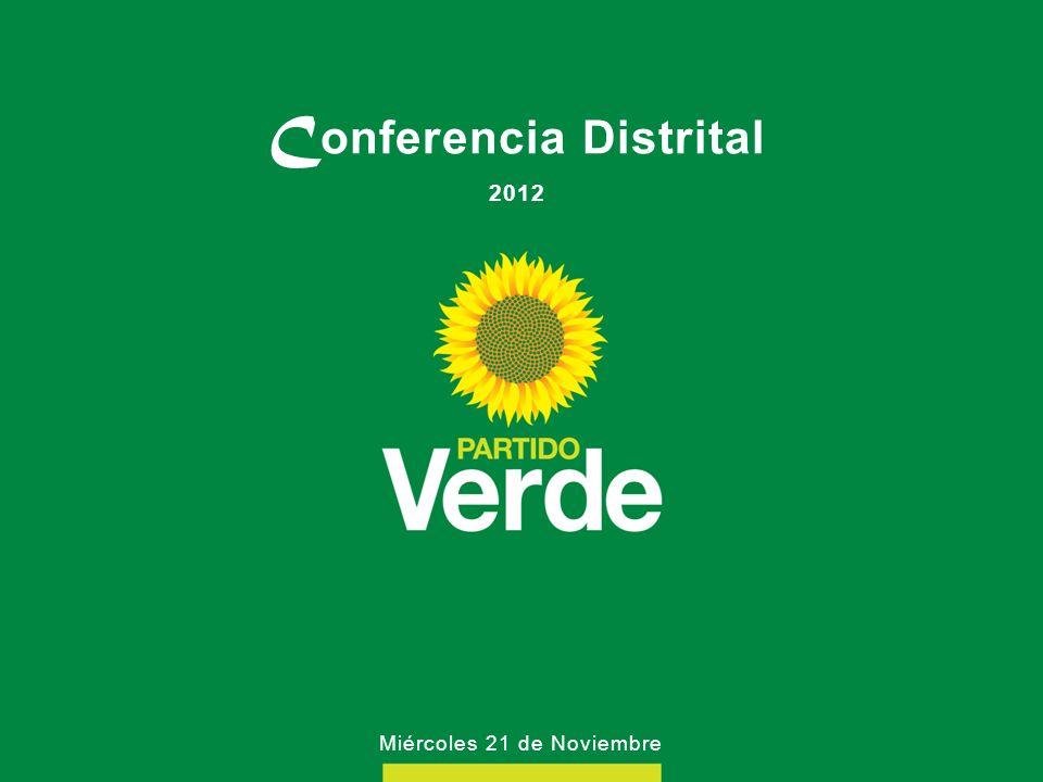Conferencia Distrital