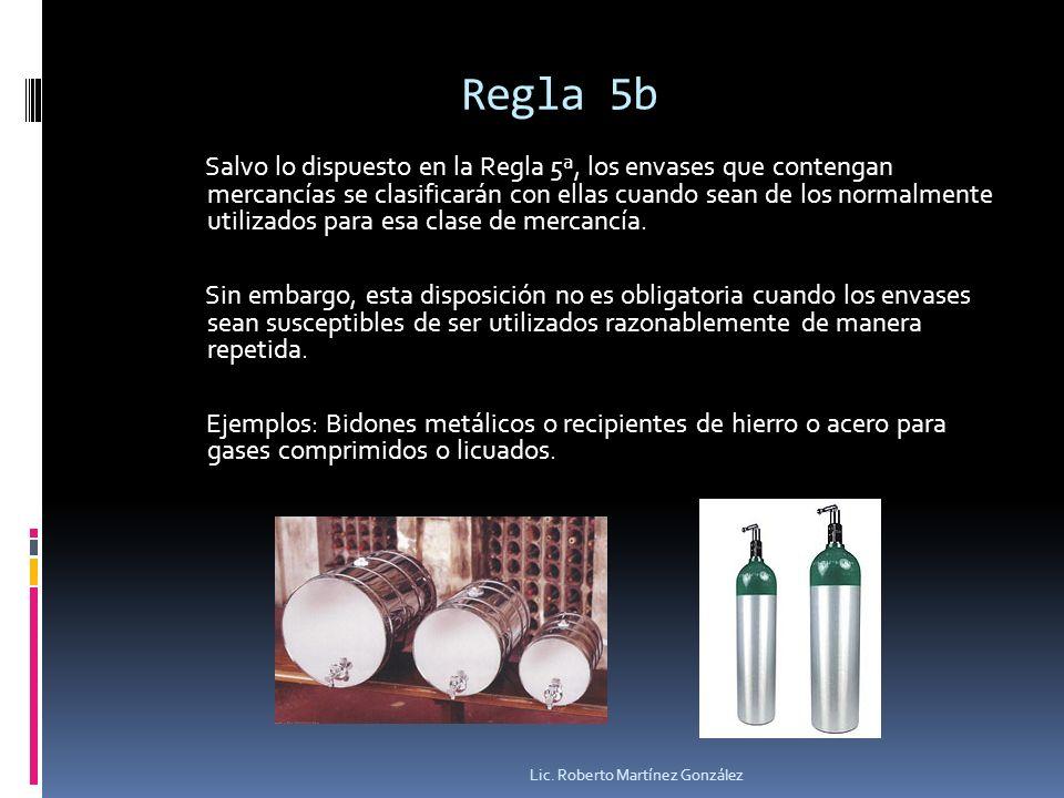 Regla 5b