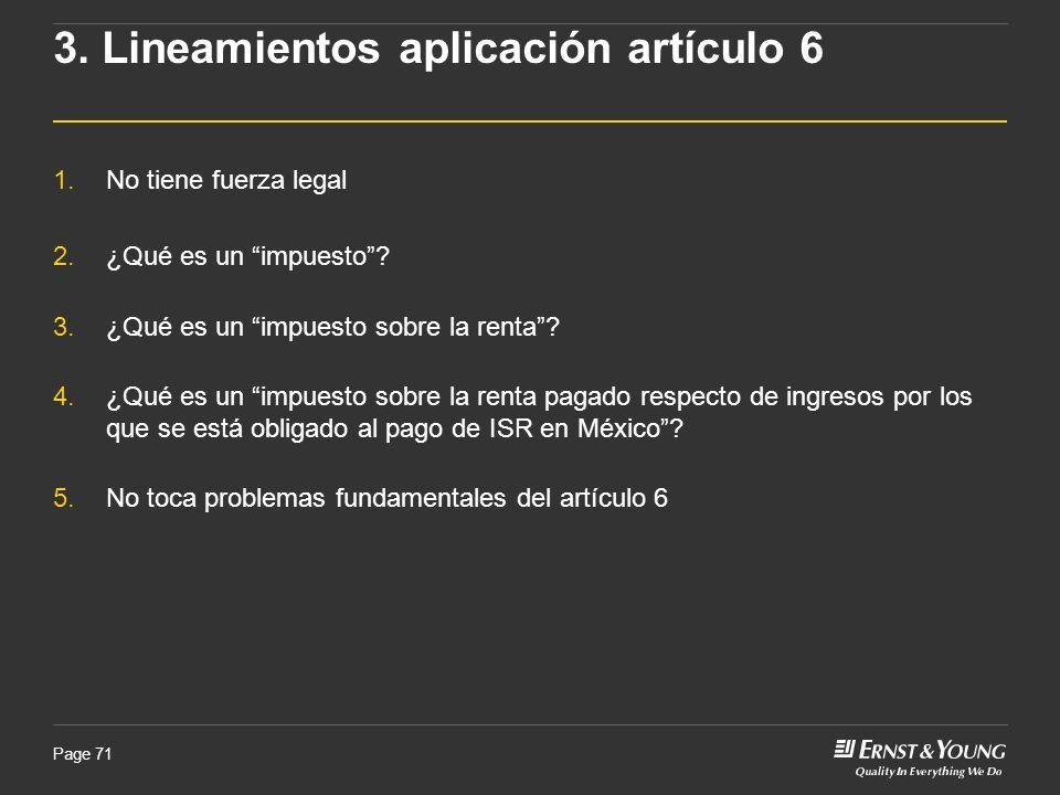 3. Lineamientos aplicación artículo 6