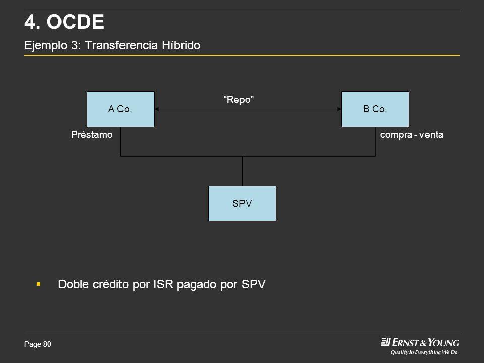 4. OCDE Ejemplo 3: Transferencia Híbrido