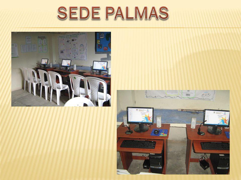 SEDE PALMAS