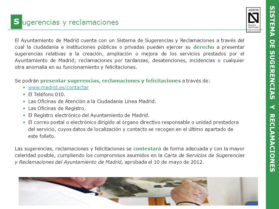 Servicio de teleasistencia domiciliaria ppt descargar for Oficinas de registro de la comunidad de madrid