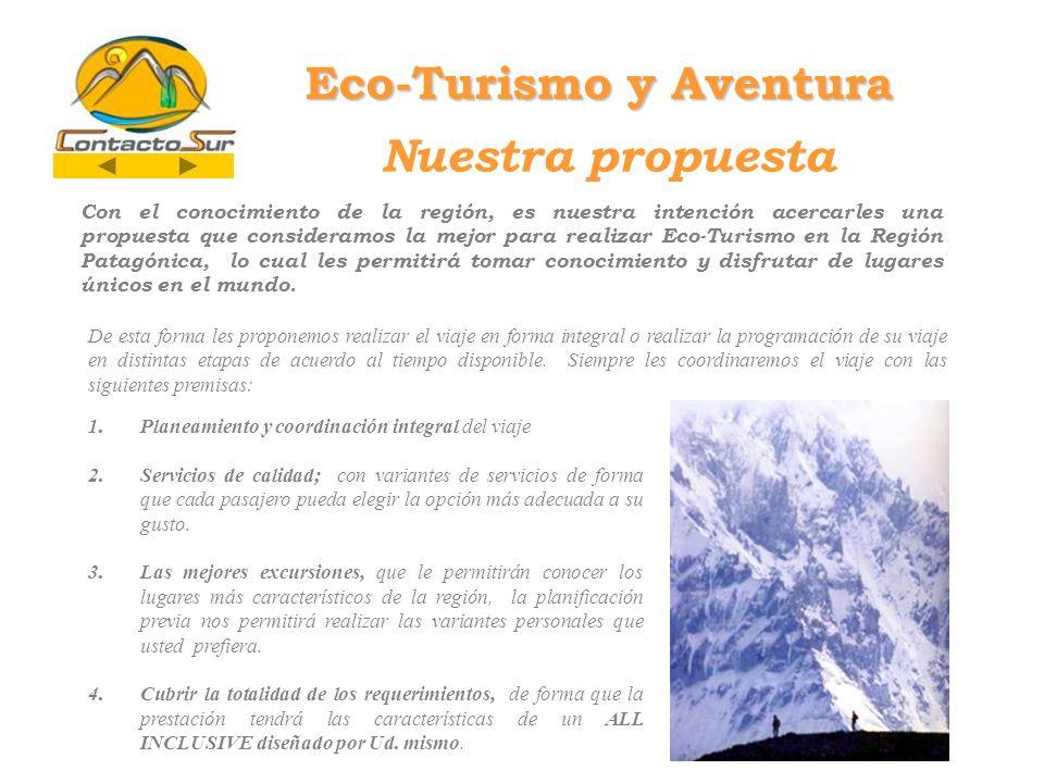 Eco-Turismo y Aventura