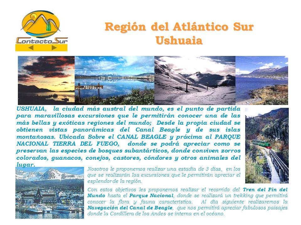 Región del Atlántico Sur Ushuaia