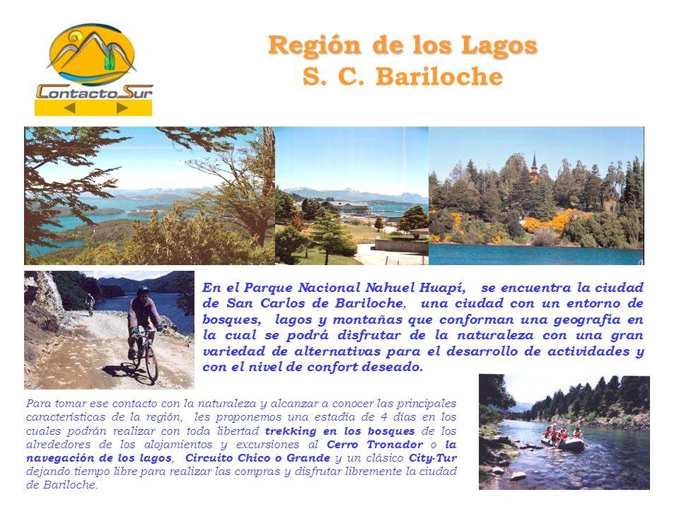 Región de los Lagos S. C. Bariloche
