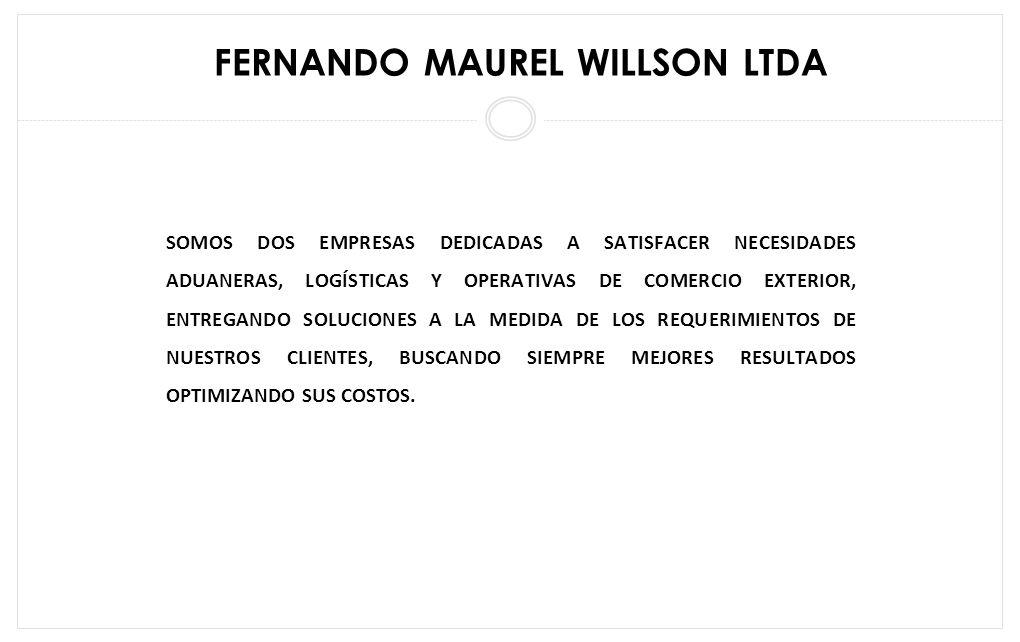 FERNANDO MAUREL WILLSON LTDA