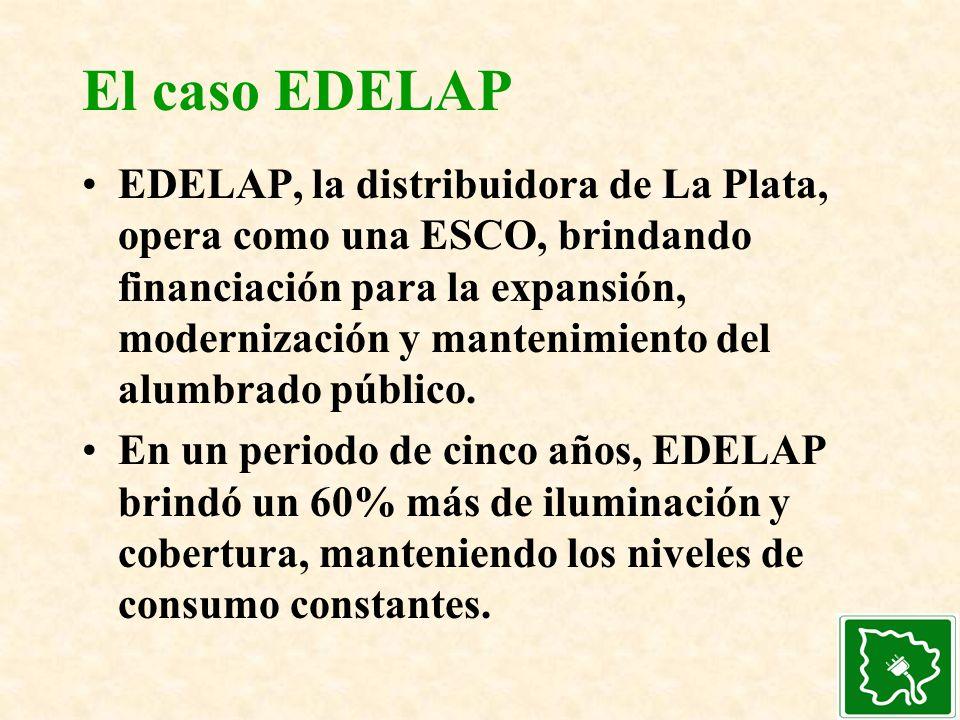 El caso EDELAP