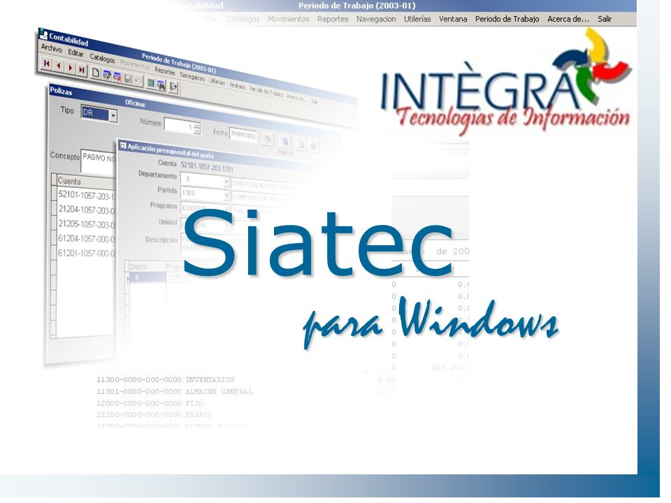 Siatec para Windows