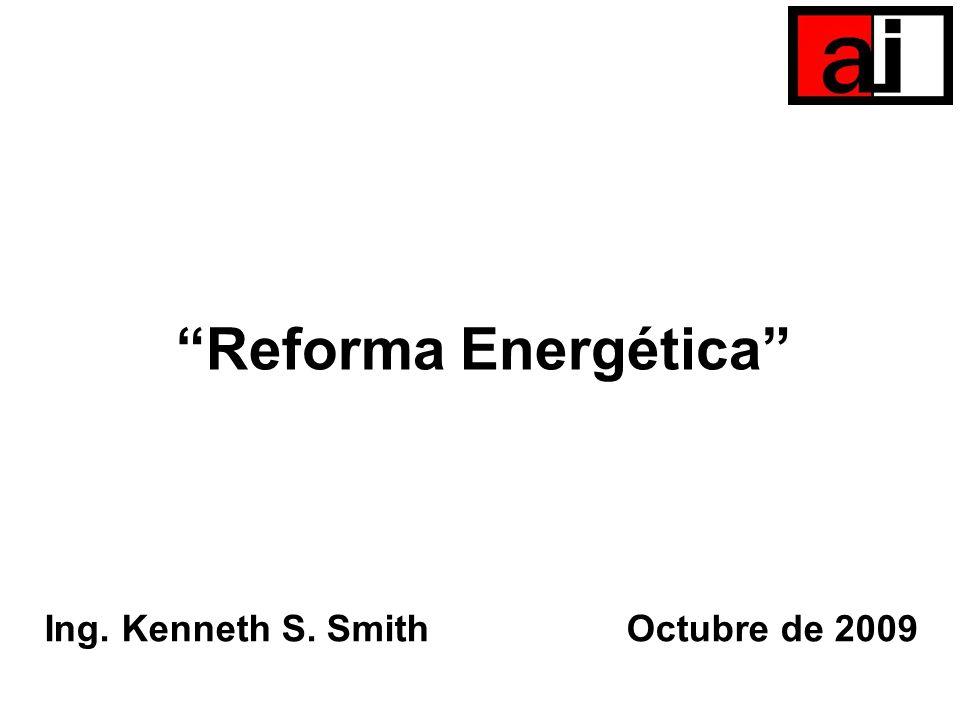 Ing. Kenneth S. Smith Octubre de 2009