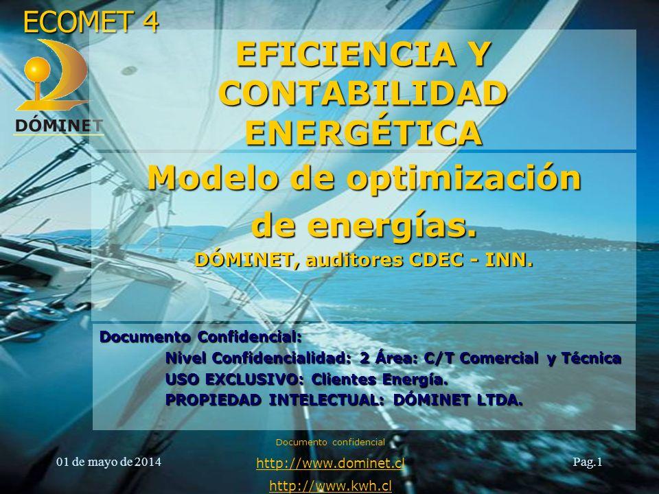 EFICIENCIA Y CONTABILIDAD ENERGÉTICA