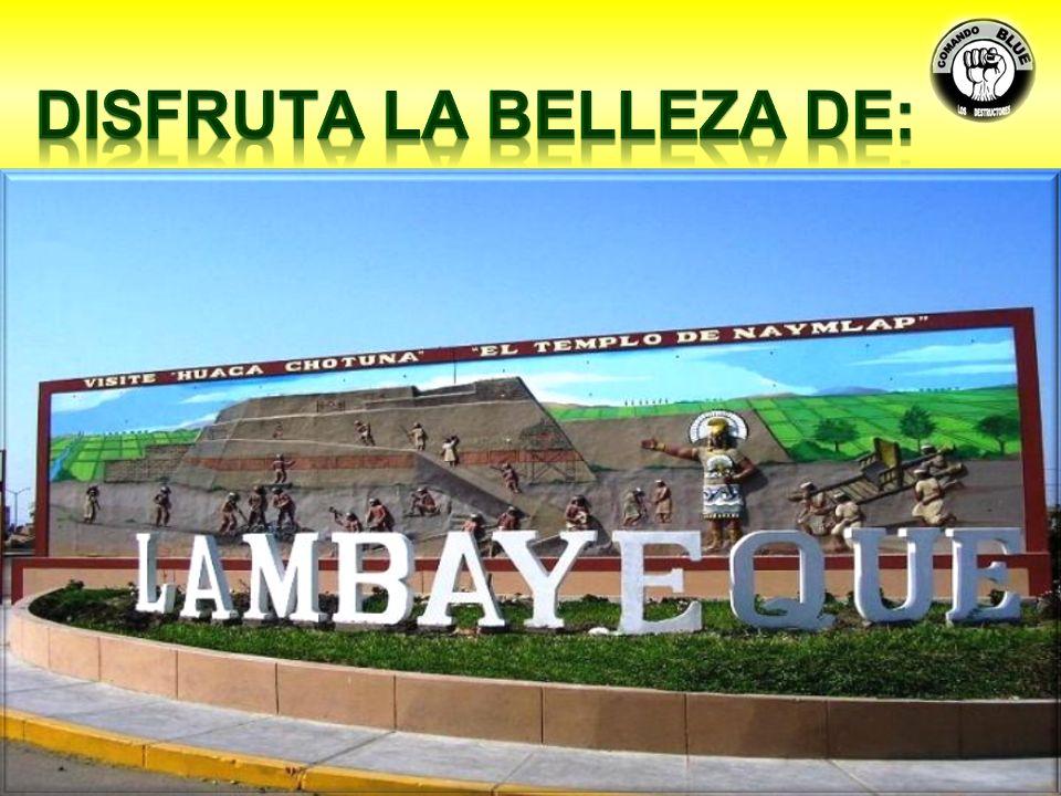 DISFRUTA LA BELLEZA DE: