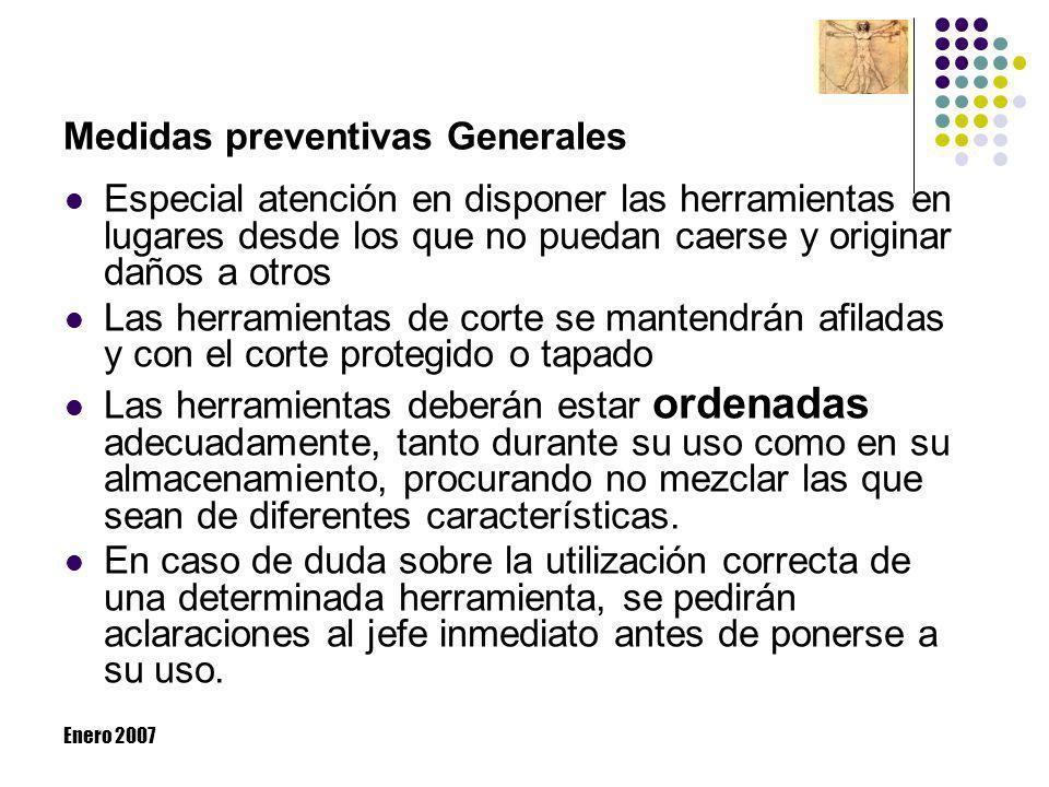 Medidas preventivas Generales