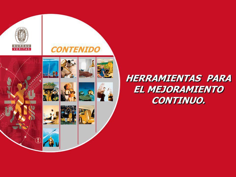 HERRAMIENTAS PARA EL MEJORAMIENTO CONTINUO.