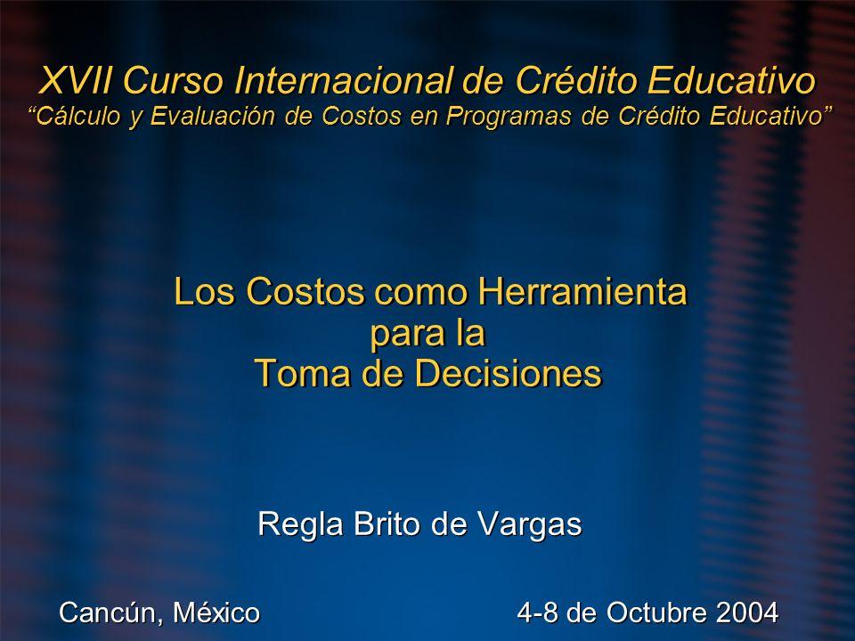 Regla Brito de Vargas Cancún, México 4-8 de Octubre 2004