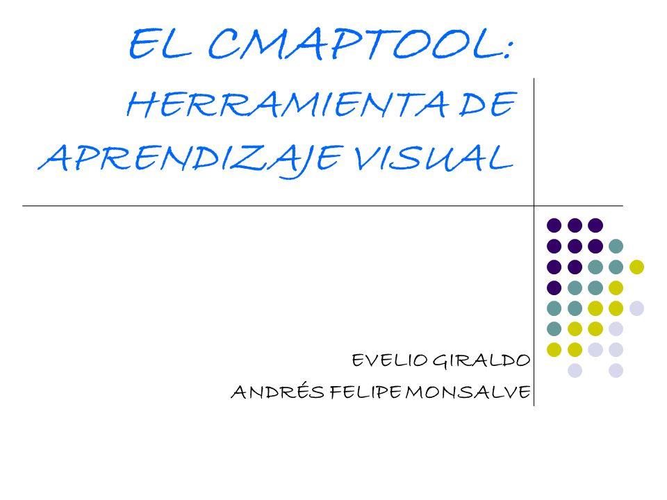 EL CMAPTOOL: HERRAMIENTA DE APRENDIZAJE VISUAL