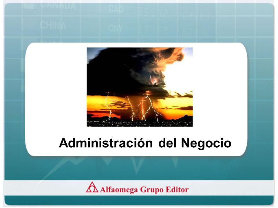 Administración del Negocio