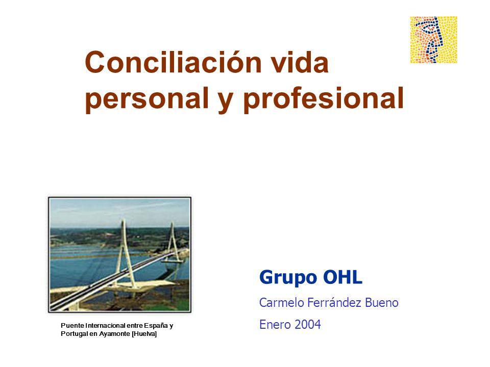 Conciliación vida personal y profesional