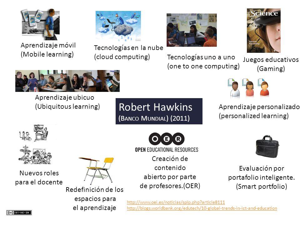 Robert Hawkins (Banco Mundial) (2011)