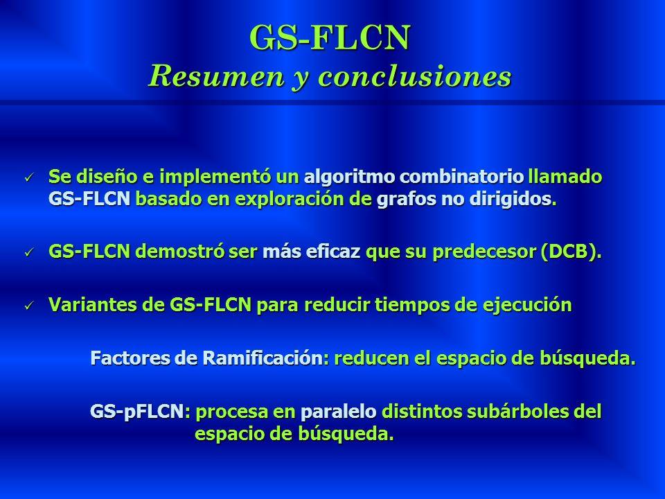 GS-FLCN Resumen y conclusiones