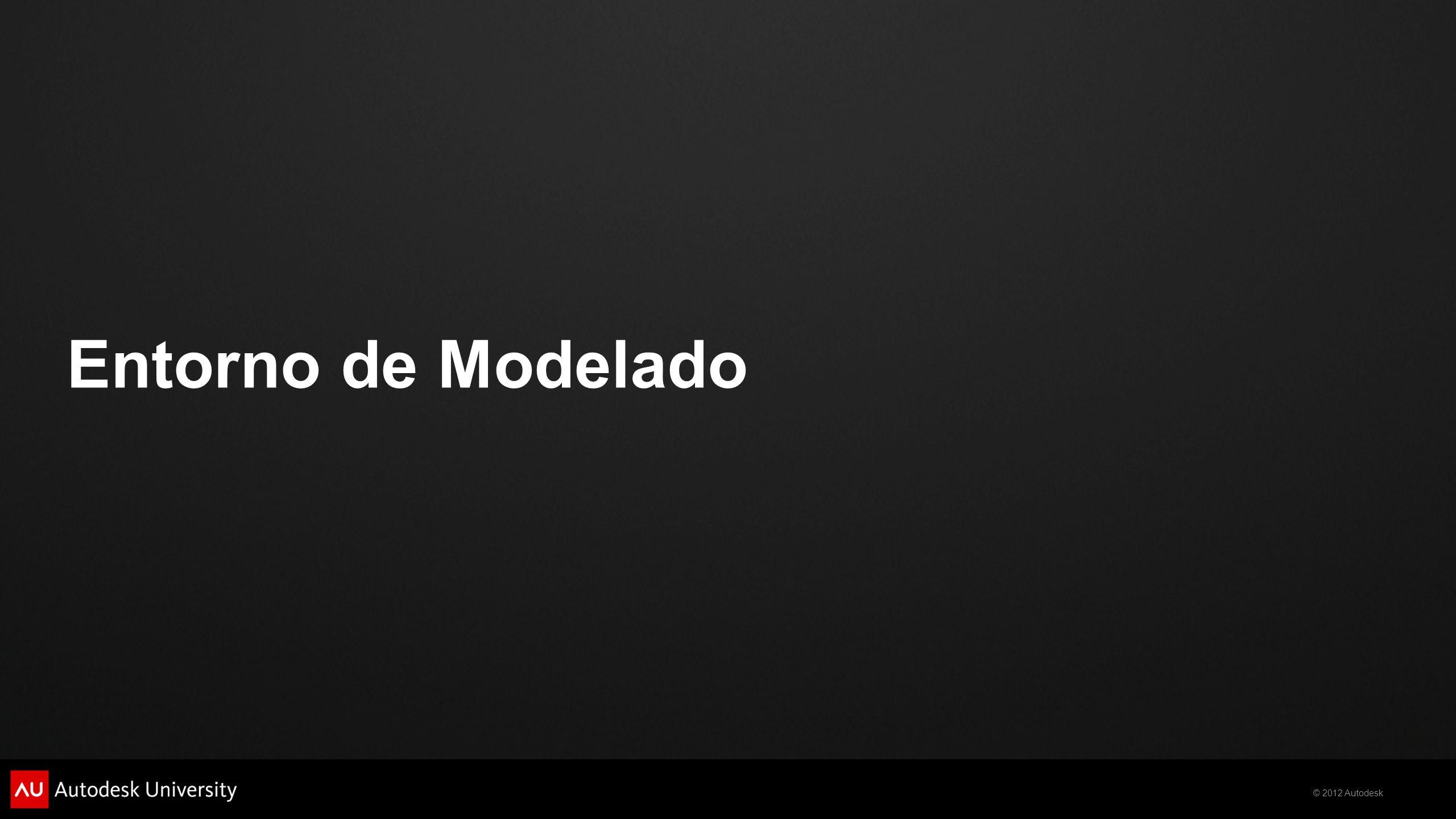 Entorno de Modelado