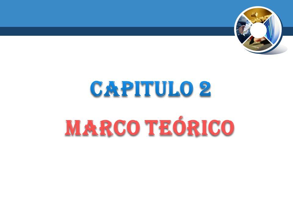 Capitulo 2 Marco teórico