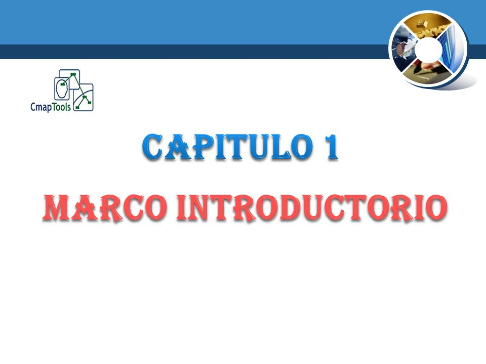 Capitulo 1 Marco Introductorio