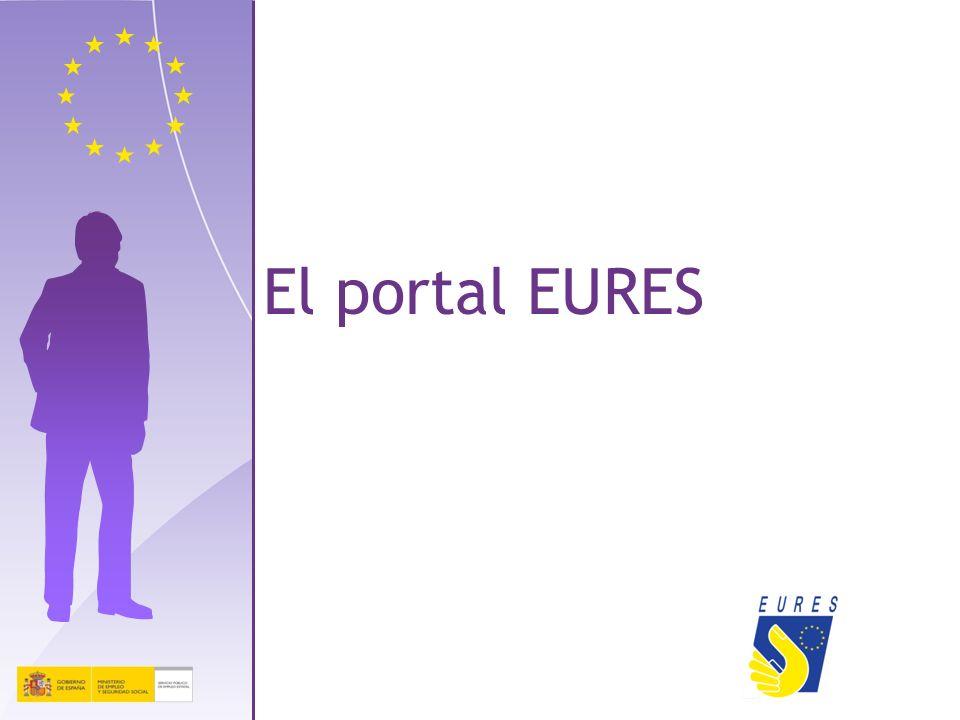 El portal EURES