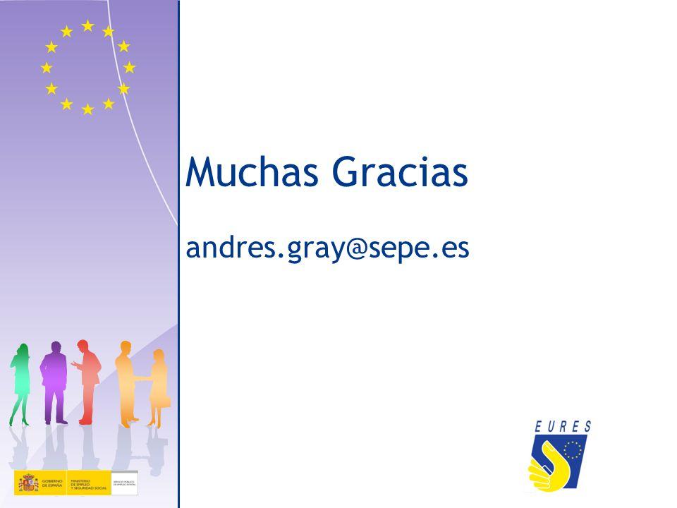 Muchas Gracias andres.gray@sepe.es