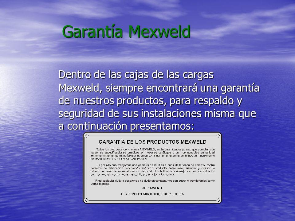 29/03/2017 Garantía Mexweld.