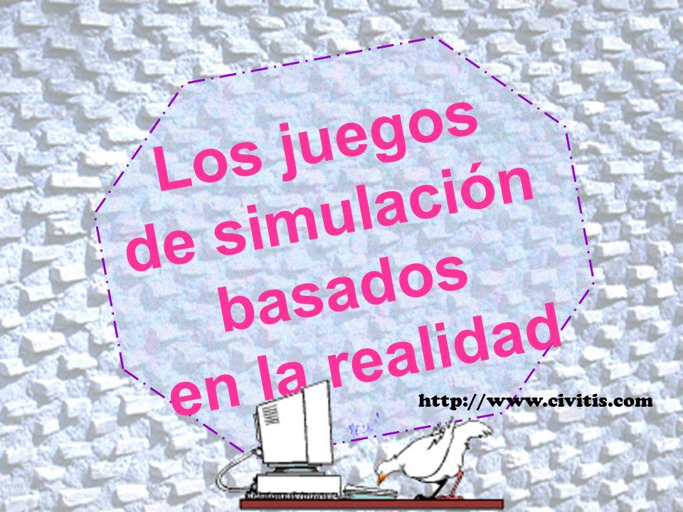 Los juegos de simulación basados en la realidad