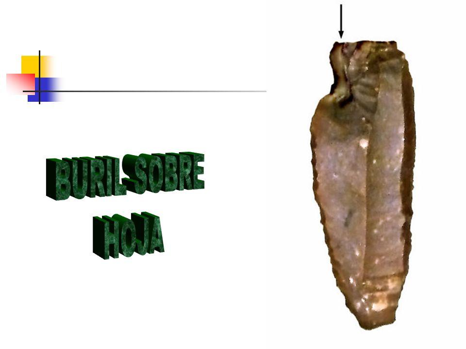 BURIL SOBRE HOJA