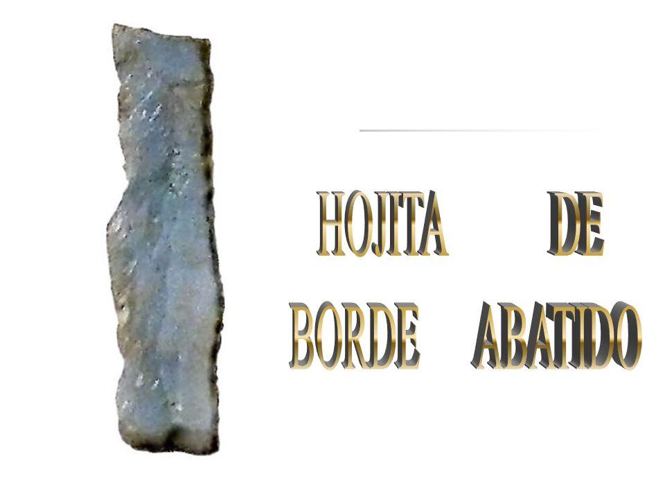 HOJITA DE BORDE ABATIDO